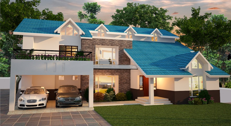 Luxury Villas in Kochi