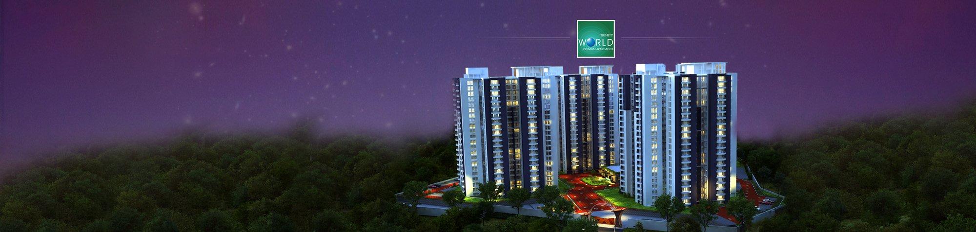 2 BHK Flats in Kochi