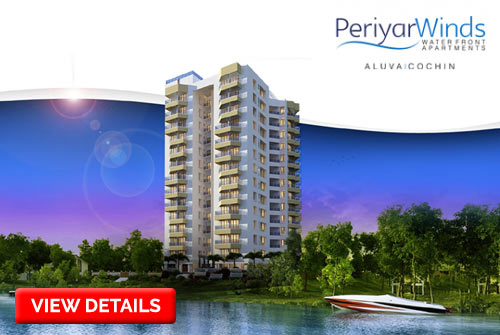 waterfront apartments aluva